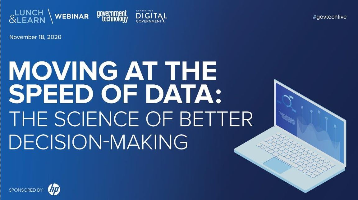 Moving at the Speed of Data: The science of better decision-making