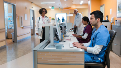 White Paper: Create a Solid Healthcare Security Position