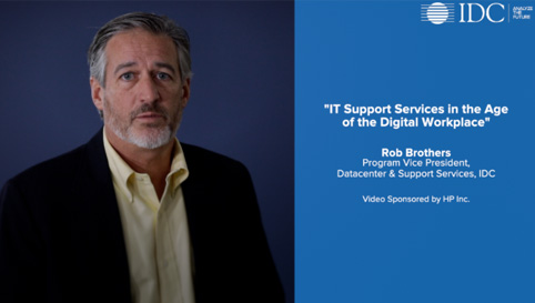IDC: IT Support Services in the Age of the Digital Workspace