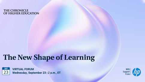 The New Shape of Learning