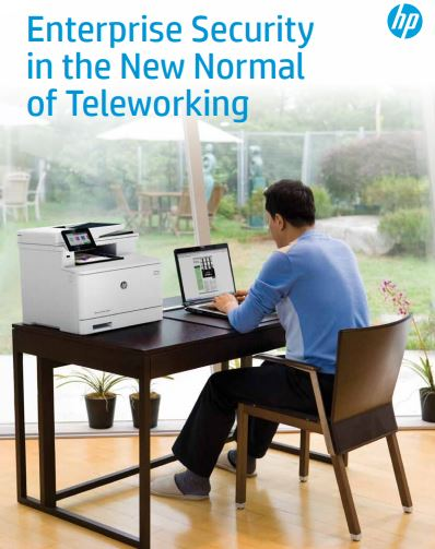 Enterprise Security in the New Normal of Teleworking