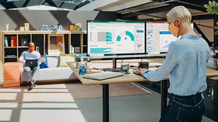 Business PCs built for the anywhere workplace