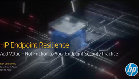 Add Value--Not Friction to your Endpoint Security Practice